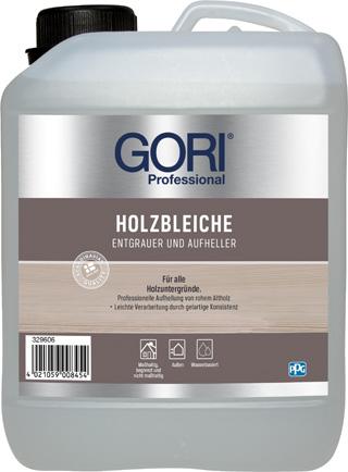 GORI HOLZBLEICHE