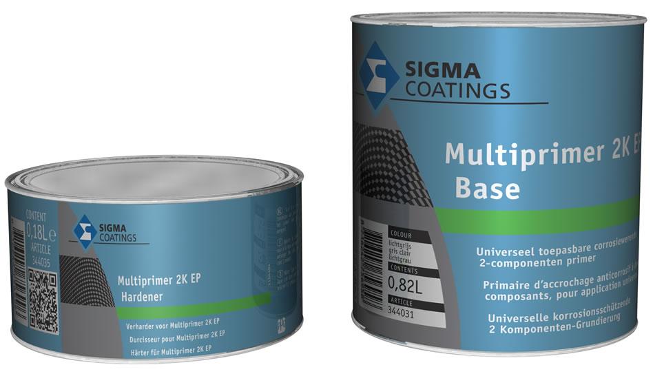 SIGMA Multiprimer 2K EP