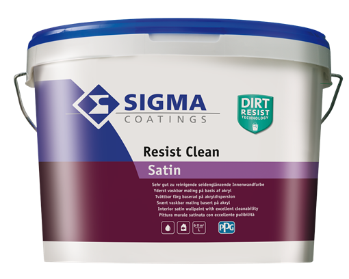 Resist Clean Satin