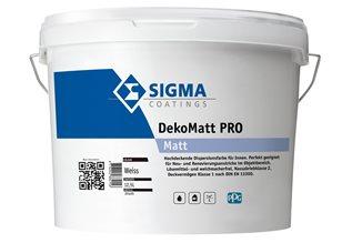 Sigma DekoMatt PRO