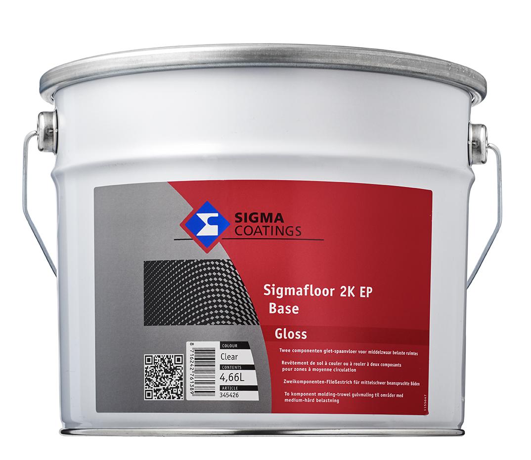 Sigmafloor 2K EP Gloss