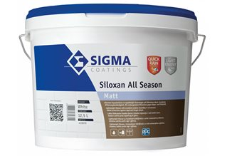 Sigma Siloxan All Season