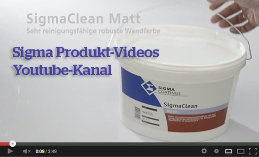 Sigmacoatings Youtube Kanal