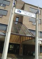 L'hôpital général Klina de Brasschaat