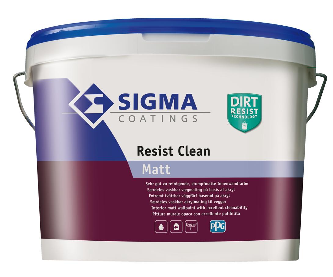 Resist Clean Matt