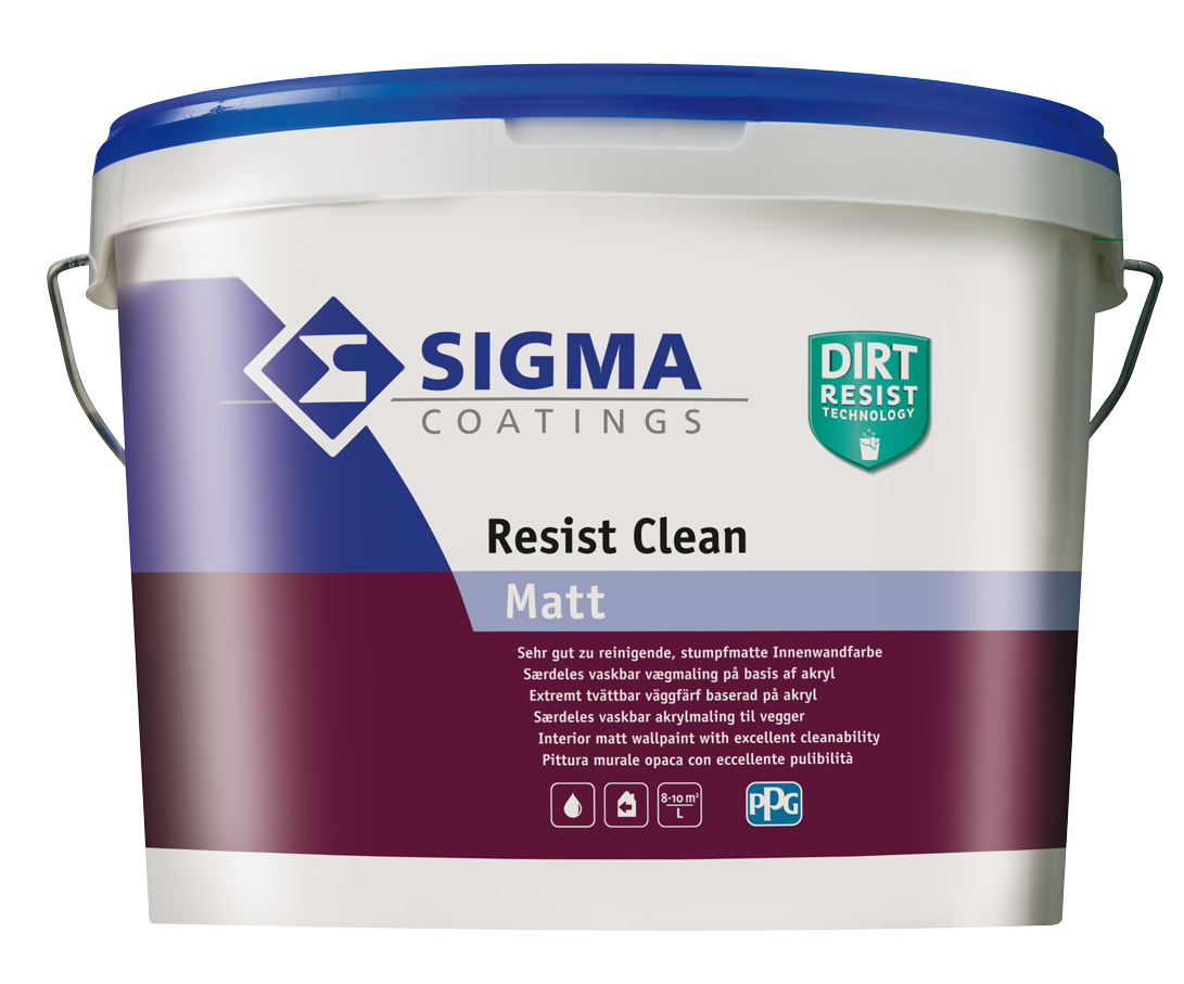 Resist Clean Matt