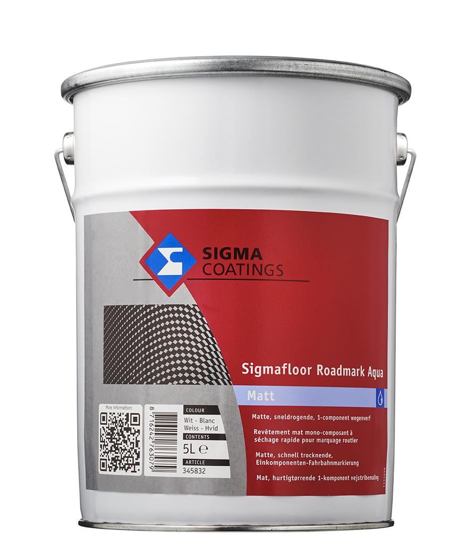 Sigmafloor Roadmark Aqua Mat