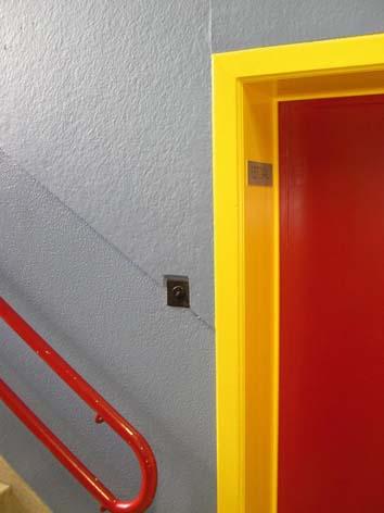 Les enfants de l'école primaire de Knokke adorent les couleurs vives