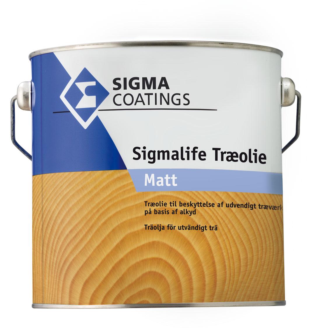 Sigmalife Træolie