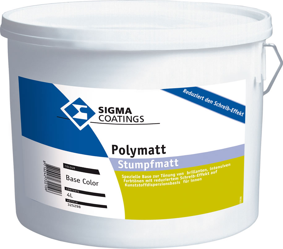 SIGMA Polymatt Base Color