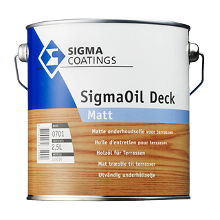 SigmaOil Deck Matt