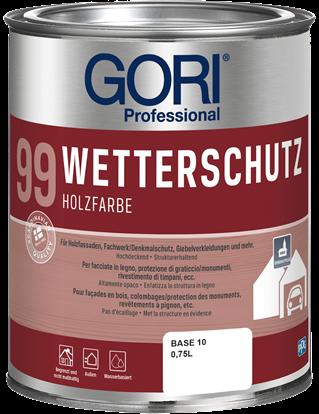 GORI 99 WETTERSCHUTZ-FARBE