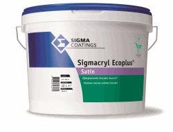 Sigmacryl Ecoplus satin