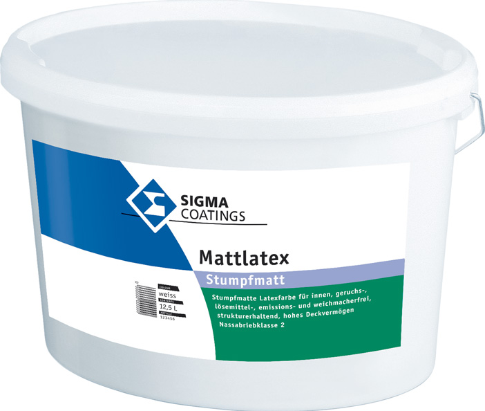SIGMA Mattlatex