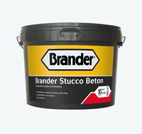 Brander Stucco Beton