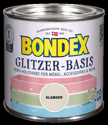 Bondex-Glitzer-Basis
