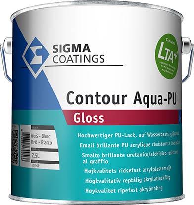 SIGMA Contour Aqua-PU Gloss