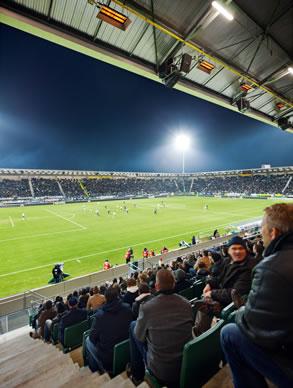Kyocera Stadion Den Haag, Niederlande
