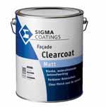 Sigma Façade Clearcoat Matt