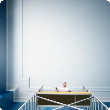 Muren Afplakken Schilderen.Slimme Tips Voor Het Schilderen Van Uw Plafond Sigma Be