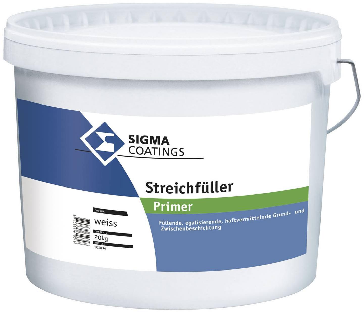SIGMA Silikat Streichfüller