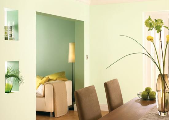 Die Psychologie der Farbe - Grün