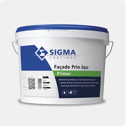 Avantages de Sigma Façade Prim Aqua
