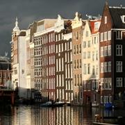 Amsterdamse grachtenpanden