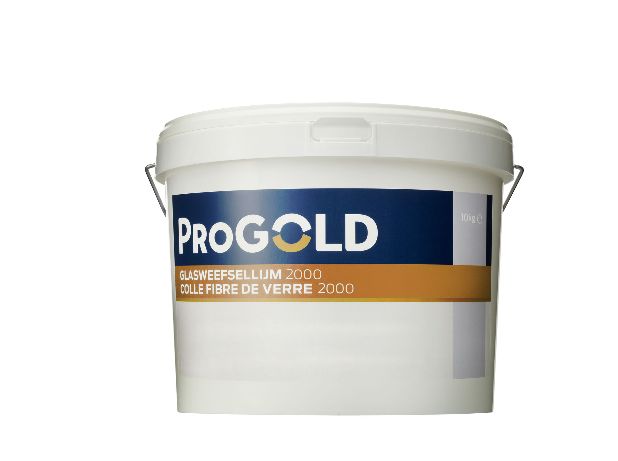 ProGold Glasweefsel en Vliesbehanglijm Transparant 2000