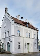 Fassadensanierung am alten Rathaus Breitenbrunn