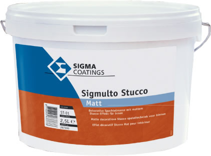 sigmulto stucco matt sigma coatings. Black Bedroom Furniture Sets. Home Design Ideas