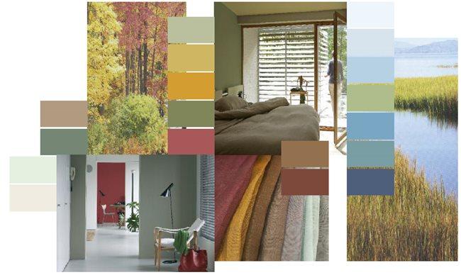 Slaapkamer interieur witte kleur modern huis u stockfoto