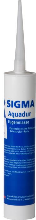 SIGMA Aquadur Fugenmasse