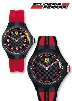 Sigma Fassadenfarben Aktion Ferrari Uhr