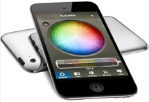Smartphone app ColourMate