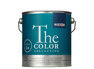 Histor The Color Collection Acryl Lak Zijdeglans
