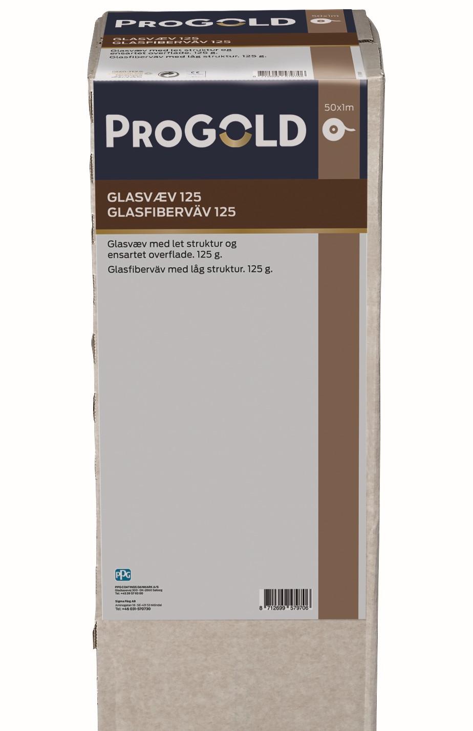 ProGold Glasvæv 125 gr.