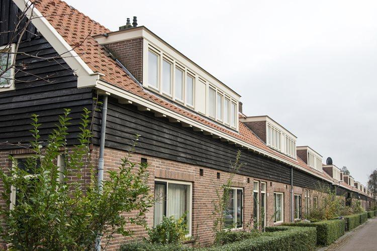 Duurzame renovatie in tuindorp