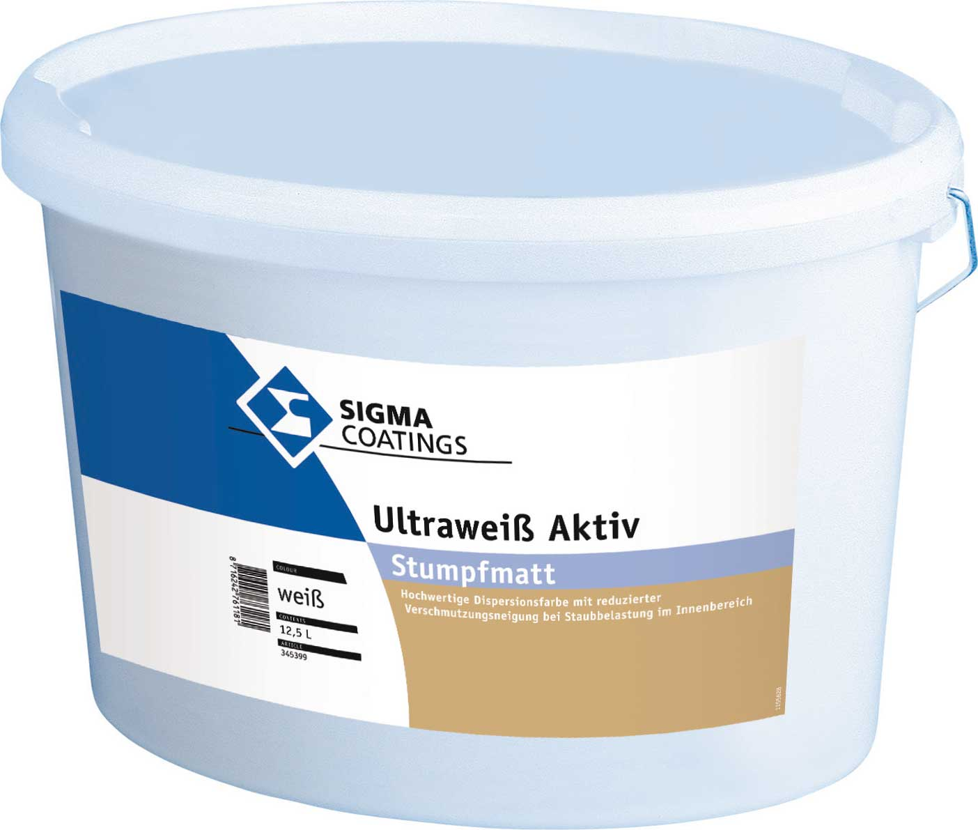 SIGMA Ultraweiß Aktiv