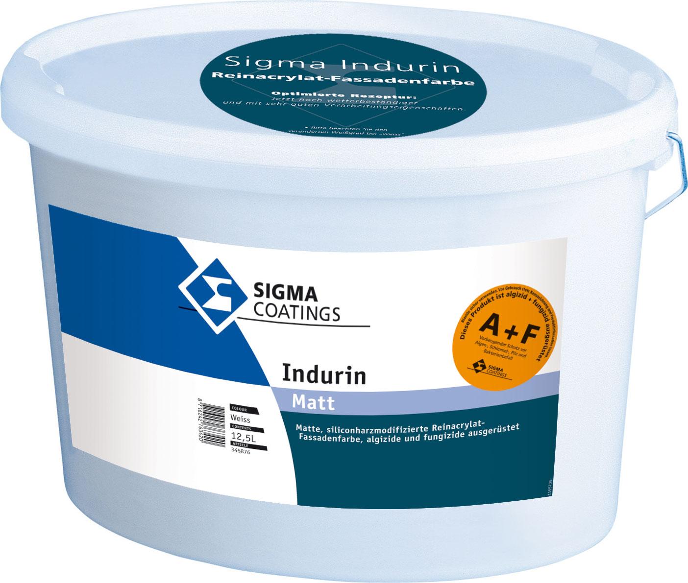 SIGMA Indurin A&F